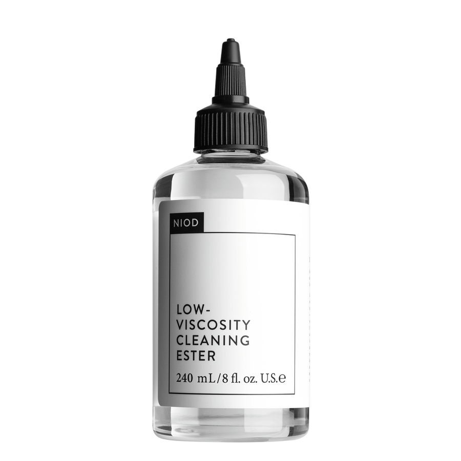 NIOD NIOD Low-Viscosity Cleaning Ester (LVCE) gentle cleanser and makeup remover